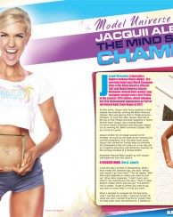 Australian Natural Bodz Feature Article,  Published December, 2013